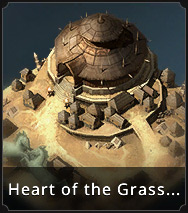 Heart of the grass sea