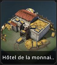 Hôtel de la Monnaie camouflé