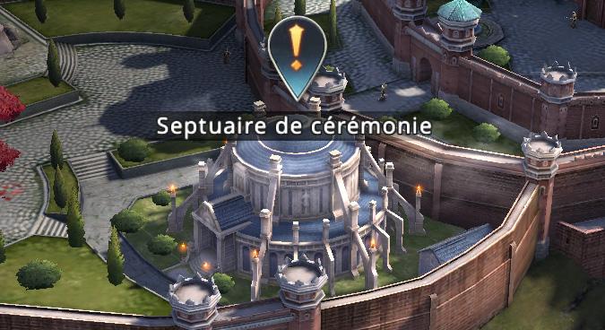 Septuaire de cérémonie