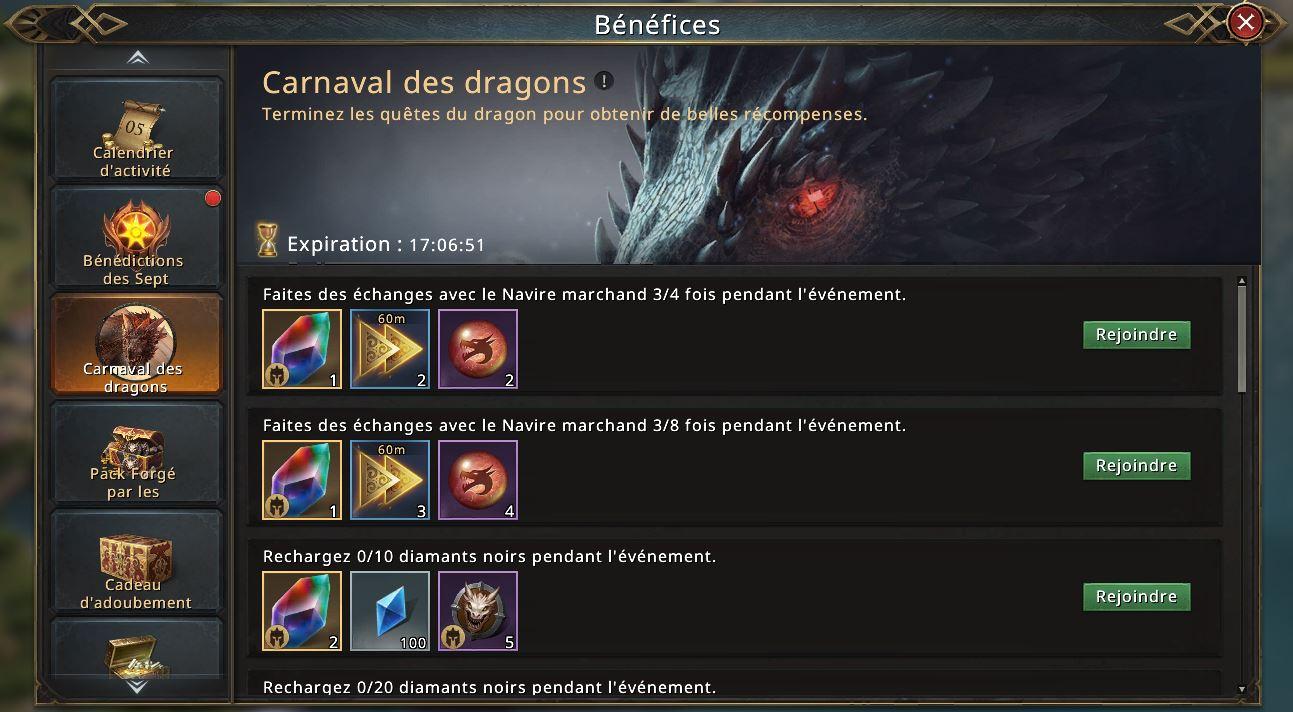 Carnaval des Dragons
