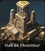 Hall de l'honneur