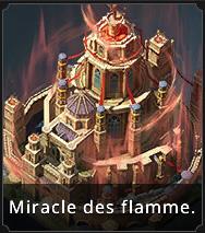 Extérieur de Château Miracle des flammes