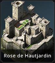 Extérieur de Château Rose de Hautjardin