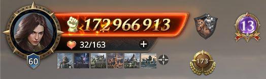 Lord niveau 60 avec 172 966 913 de prestige