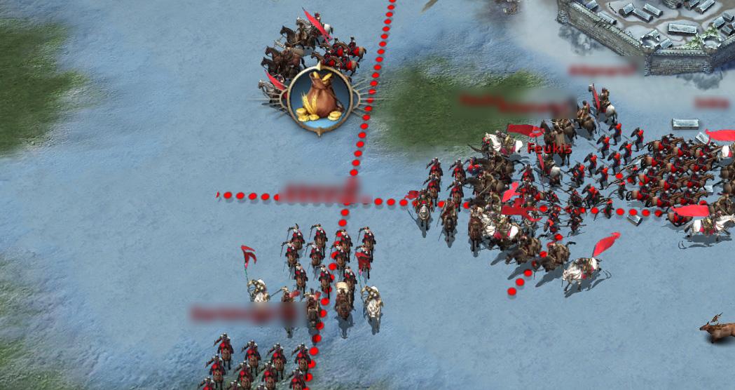 Convoi ennemi