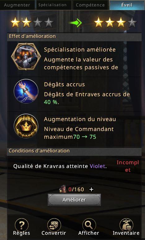 2e étoile de Kravras