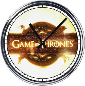 Horloge logo de la série