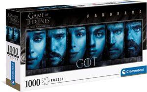 Puzzle Sansa, Jon, Cersei, Arya, Jaime et Tyrion