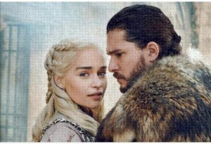 Puzzle Jon Snow & Daenery