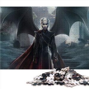 Puzzle Daenerys