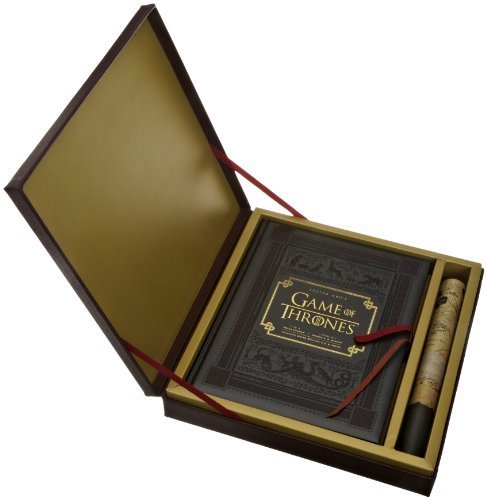 Coffret collector Inside Hbo's Game of Thrones