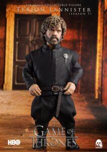 Figurine Threezero Game of Thrones - Tyrion Lannister (Saison 7) Deluxe Version