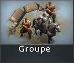 Icône des groupes rebelles