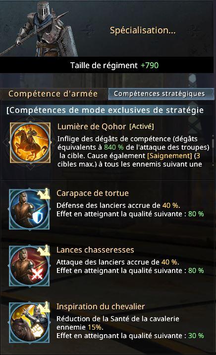 COmpétences stratégiques d'Hector