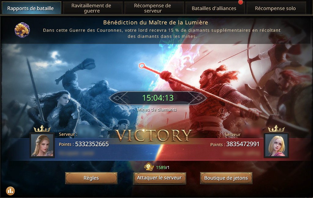 Victoire au KvK