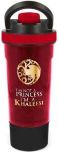 Gourde de shaker Game of thrones khaleesi