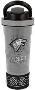 Gourde de shaker Game of thrones winter is coming