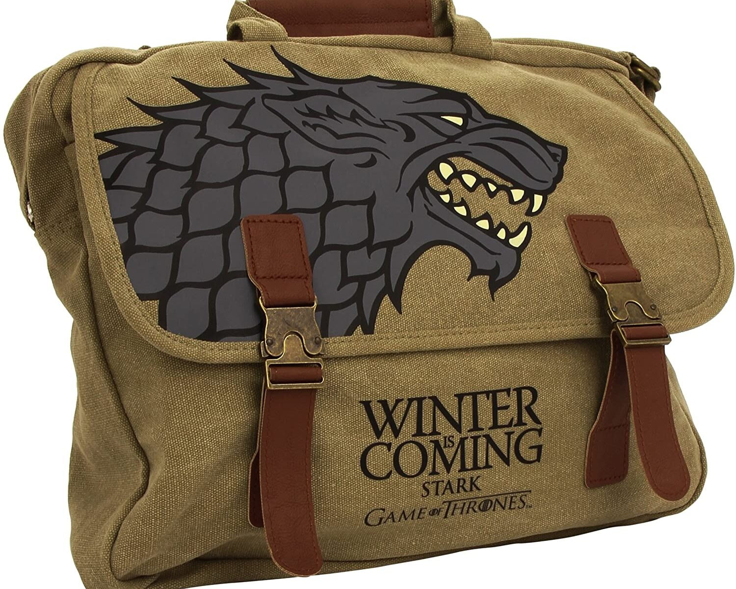 Game of Thrones toile sac à bandoulière Stark